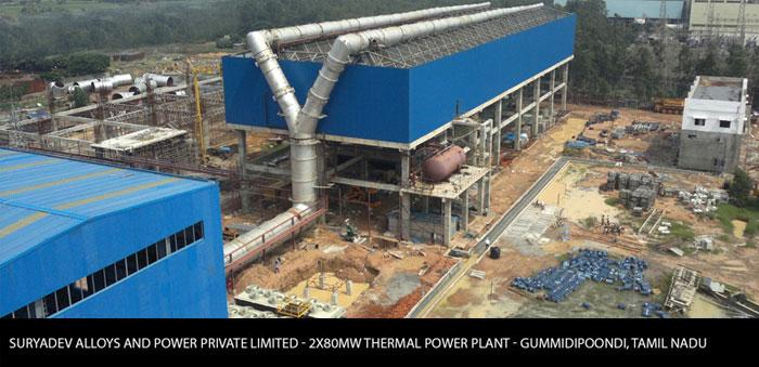 Shriram EPC | Power